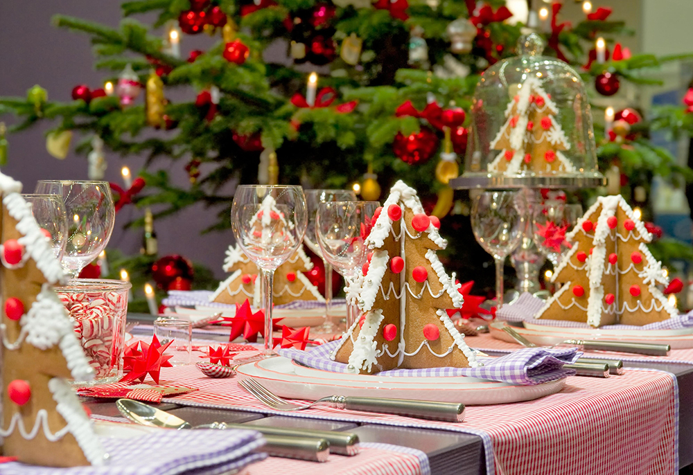 beautiful christmas table dcor ideas you must see